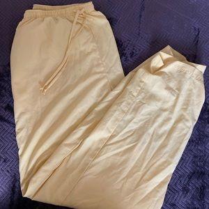 KORET Dull Yellow Snow/Sport Pants